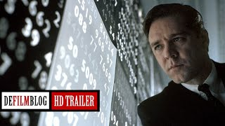 A Beautiful Mind (2001) - Official Trailer