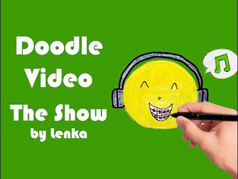 Lenka - The Show (doodle Music Video) video