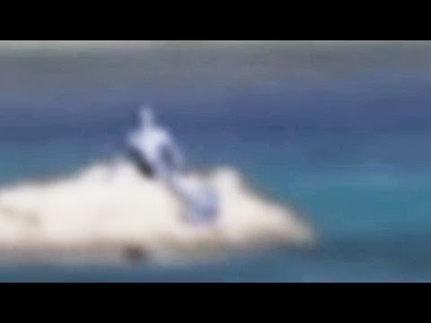 Real Mermaid Caught On Camera In Mallorca, Spain