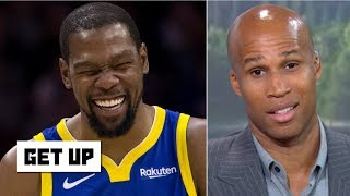 Losing out on KD could be the best thing to happen to the Knicks – Richard Jefferson | Get Up