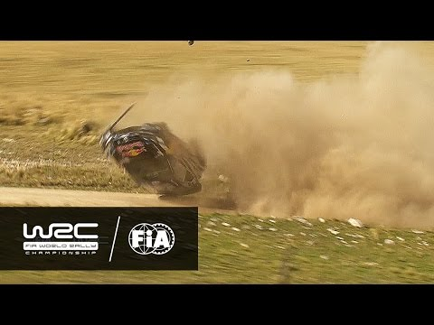 WRC - YPF Rally Argentina 2016: Highlights Stages 13-15