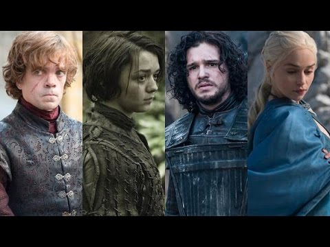 Game of Thrones: How It'll End - My Predictions