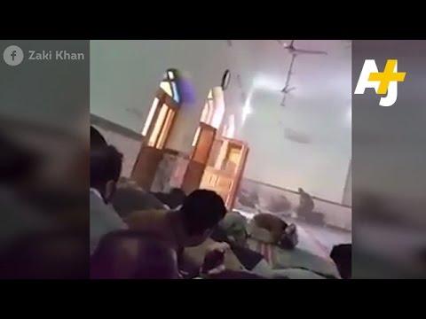 Shocking Footage Of Pakistan Taliban Attack