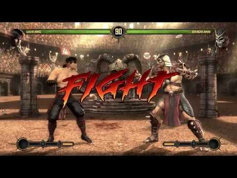 Mortal Kombat 9 2011 Expert Story Mode Ultimate Hardness Maximum Difficulty HD 1080p Part 6