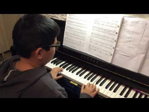 Botany Bay -AMEB Piano Preliminary PFL - by Raph.