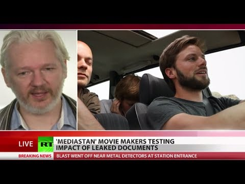 Assange: Surveillance is new strategic weapon owned by single power (EXCLUSIVE)