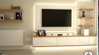 Latest simple TV cabinet designs