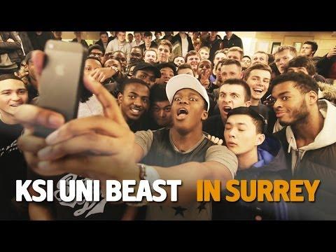 KSI Uni Beast - Surrey University