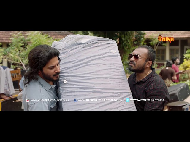 Solo Movie Scene : Soubin Shahir Comedy | Dulquer Salman, Dhanshika, Bejoy Nambiar