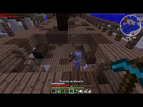 Regresso da Múmia! - Sobrevivência Fenonástica: Minecraft #6