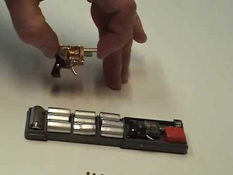 World's smallest PISTOL!!!. Austrian SPY Weapon. #1