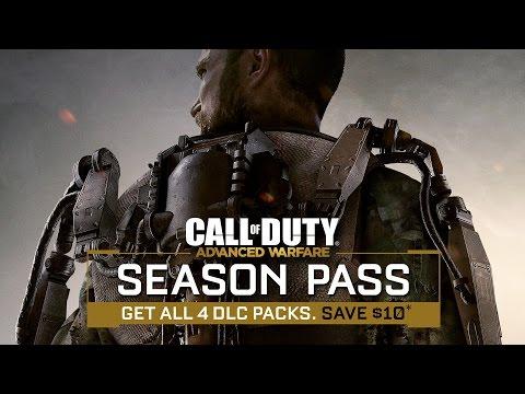 Official Call of Duty®: Advanced Warfare - Season Pass Trailer