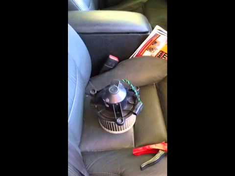 2001 Dodge Durango blower motor, A/C troubleshooting