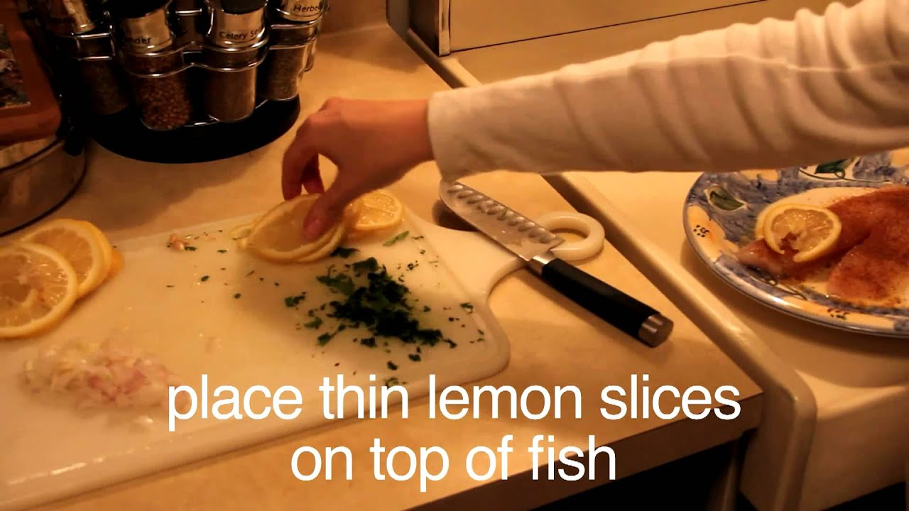 How to cook fish in the microwave youtube for Cooking fish in microwave