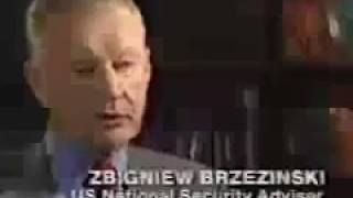 Brzezinski -The Father of Terrorism meeting The Mujahideen 1979