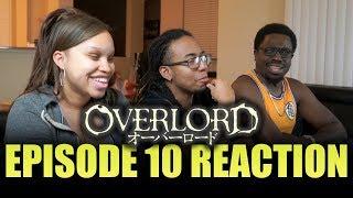 True Vampire! | Overlord Ep 10 Reaction