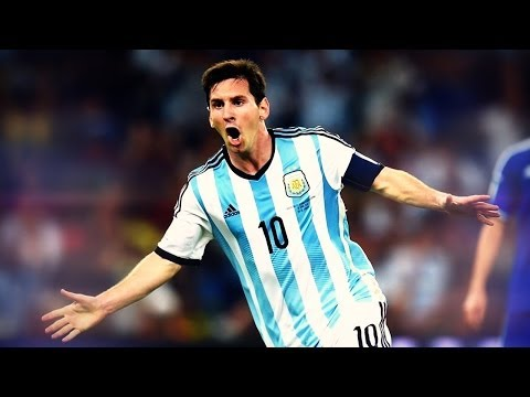 Lionel Messi - World Cup Dream 2014