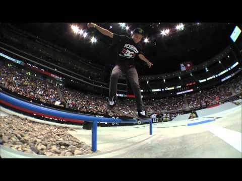 Street League 2012: Championship Pro Nyjah Huston