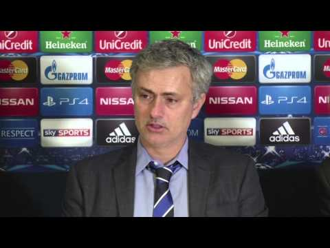 Jose Mourinho: Chelsea couldn't deal with the PSG pressure