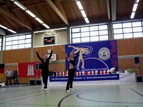 Aleksandra Starikova & Christoph Balow - Landesmeisterschaft Schleswig-Holstein 2011