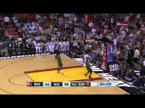 NBA Boston Celtics Vs Miami Heat Highlights Apr 12, 2013 Game Recap