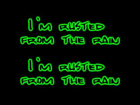 Billy Talent - Rusted From The Rain Lyrics video
