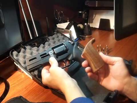 Chiappa Rhino 40 DS Customized for Carry Duty