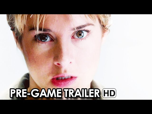 THE DIVERGENT SERIES: INSURGENT Super Bowl Pre-Game Trailer (2015) HD
