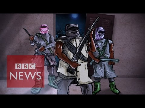 Escaping Boko Haram: How 3 Nigeria girls found safety - BBC News