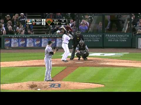 Alexei Ramirez 2014 Highlights