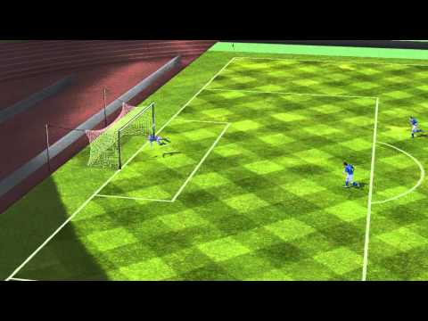 FIFA 14 Android - Italy VS Netherlands