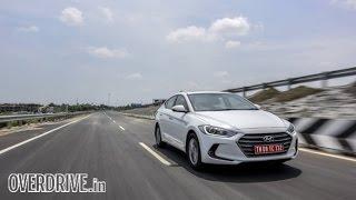 New 2016 Hyundai Elantra first drive review