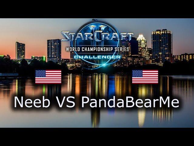 Neeb VS PandaBearMe - Ro8 - PvZ - NA Qualifiers WCS Austin 2018 - polski komentarz