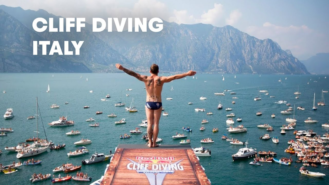 Red Bull Cliff Diving Wallpaper Red Bull Cliff Diving