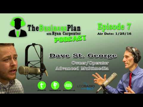 The Business Plan with Ryan Carpenter  Podcast 7