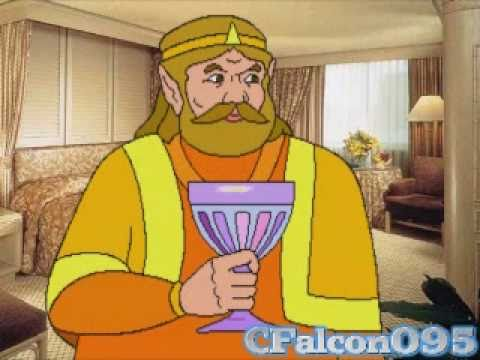 Youtube Poop: The King Stays at Mario's Hotel