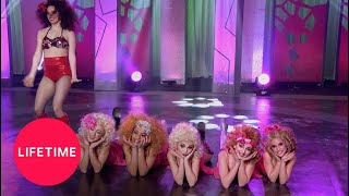 "Dance Moms: ALDC Performs ""Kinky Boots"" at the Reunion (Season 4) 