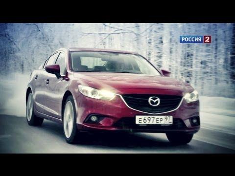Тест-драйв Mazda 6