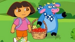 Dora the Explorer - Dora Find Flying Castle Full Episodes in English Cartoon Game New 2016