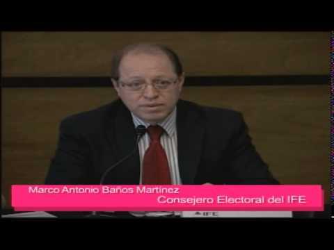 Conferencia de Prensa Primer Informe país sobre la calidad de la ciudadanía en México