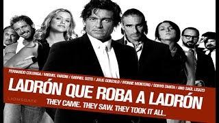 Ladrón que Roba a Ladrón,  Precuela de la película Ladrones