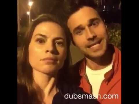 Hayley Atwell the Queen of Dubsmash 👸 - Part I