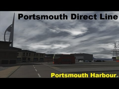 Railworks 3 [HD] Train Simulator 2012 / Portsmouth Direct Line [6]