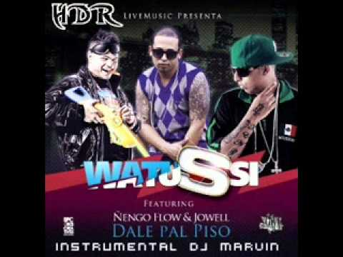 Jowell Y Randy Ft Ñengo Flow  --  Dale Pal Piso Instrumental.wmv video