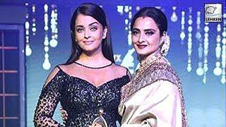 Rekha REVEALS Aishwarya Rai Bachchan's Pregnancy Secrets   LehrenTV