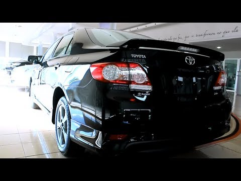 Review Toyota Corolla XRS 2013 (Canal Top Speed)