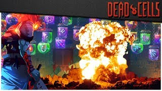 Dead Cells | Взрывной билд для всех уровней сложности (v 1.2.10)
