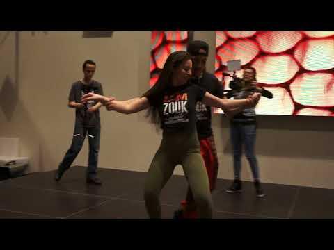 00069 BDF2018 Jessica & RyEl ACD ~ video by Zouk Soul