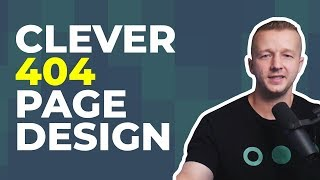 Creating a Clever 404 Page - Adobe Illustrator / XD Tutorial