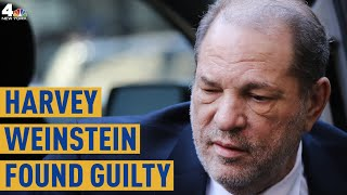 Harvey Weinstein Found Guilty of Rape, Sex Abuse | NBC New York